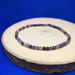 Bracelet « Rubis et Saphir »