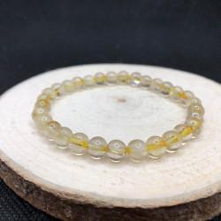 Bracelet 6mm « inclusions...
