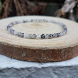 Bracelet facetté «...
