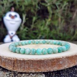 Bracelet « Amazonite »